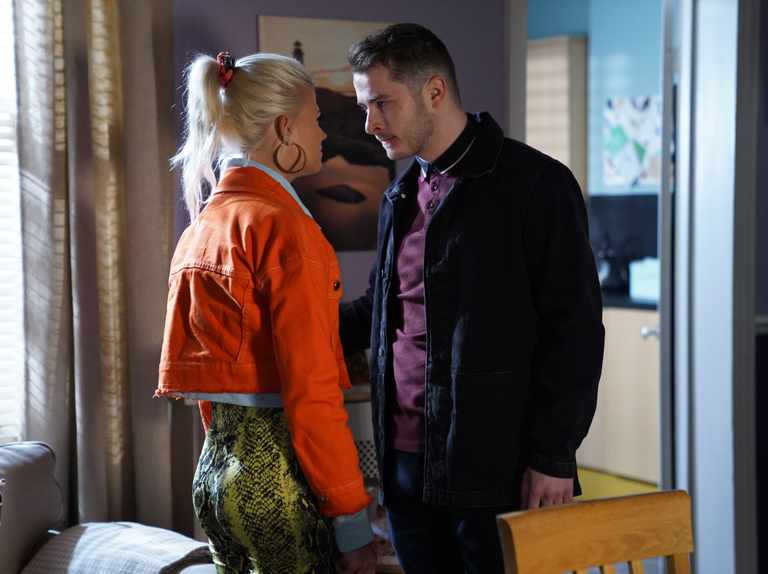 Lola betrays Ben as Phil discovers revenge plan in EastEnders