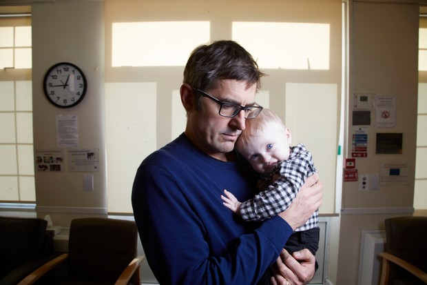 Theroux in Mothers on the Edge (BBC Pictures)