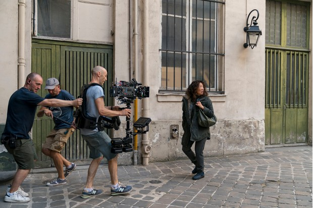 Killing Eve filming