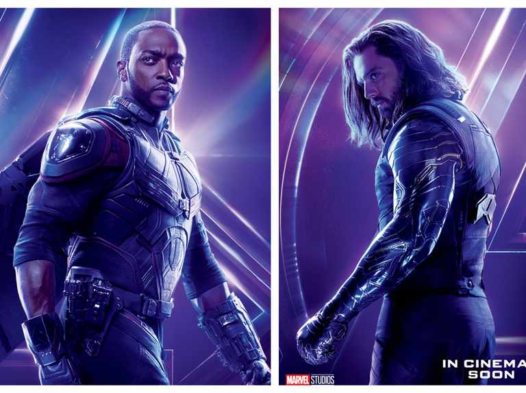 the falcon and winter soldier tv series release date plot cast radio times the falcon and winter soldier tv series