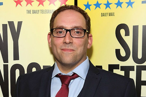 Ben Caplan plays Murray Eccbeer in Midsomer Murders