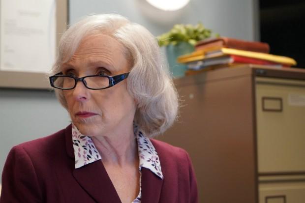 Betsan Llwyd plays Delyth in Keeping Faith