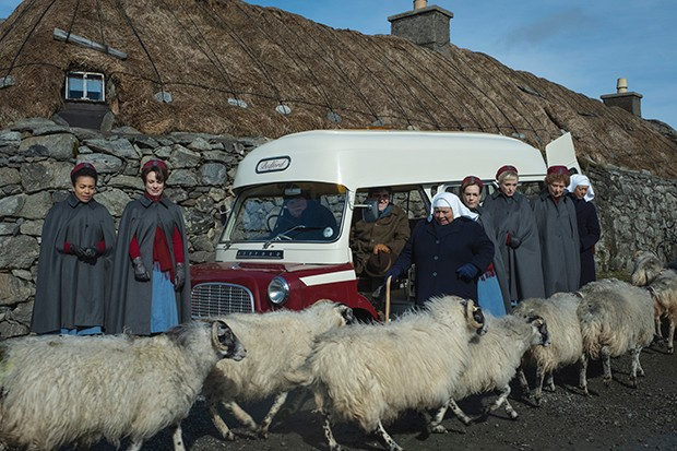 Call the Midwife xmas special 2019