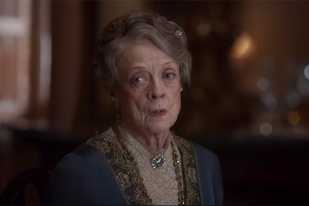 Downton dowager