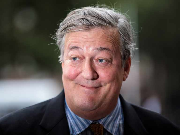 Stephen Fry announces first UK tour in 40 years