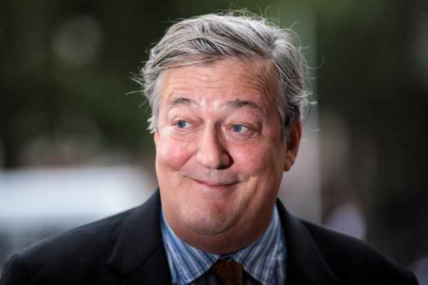 Stephen Fry (Getty)