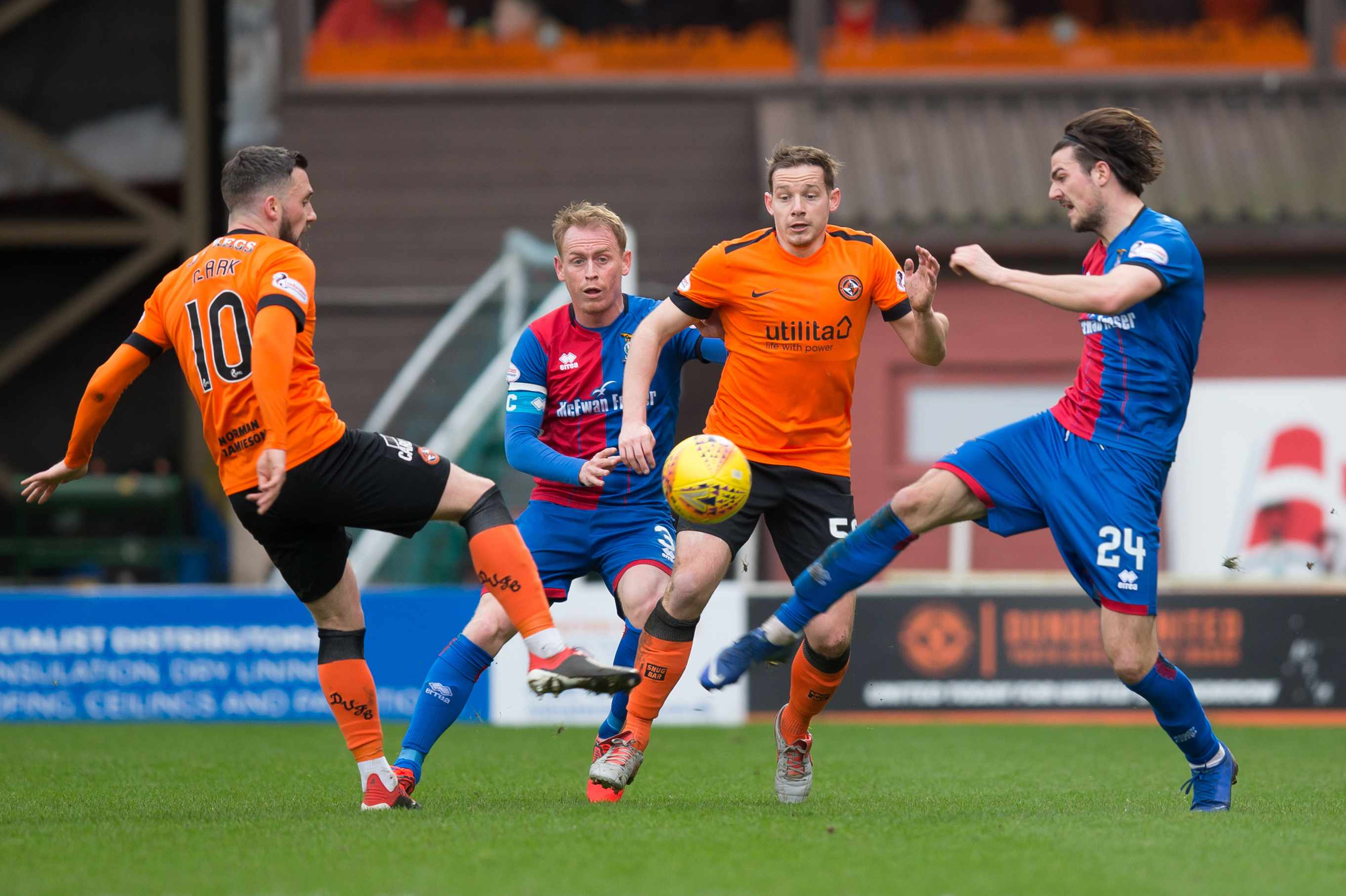 Dundee United Inverness