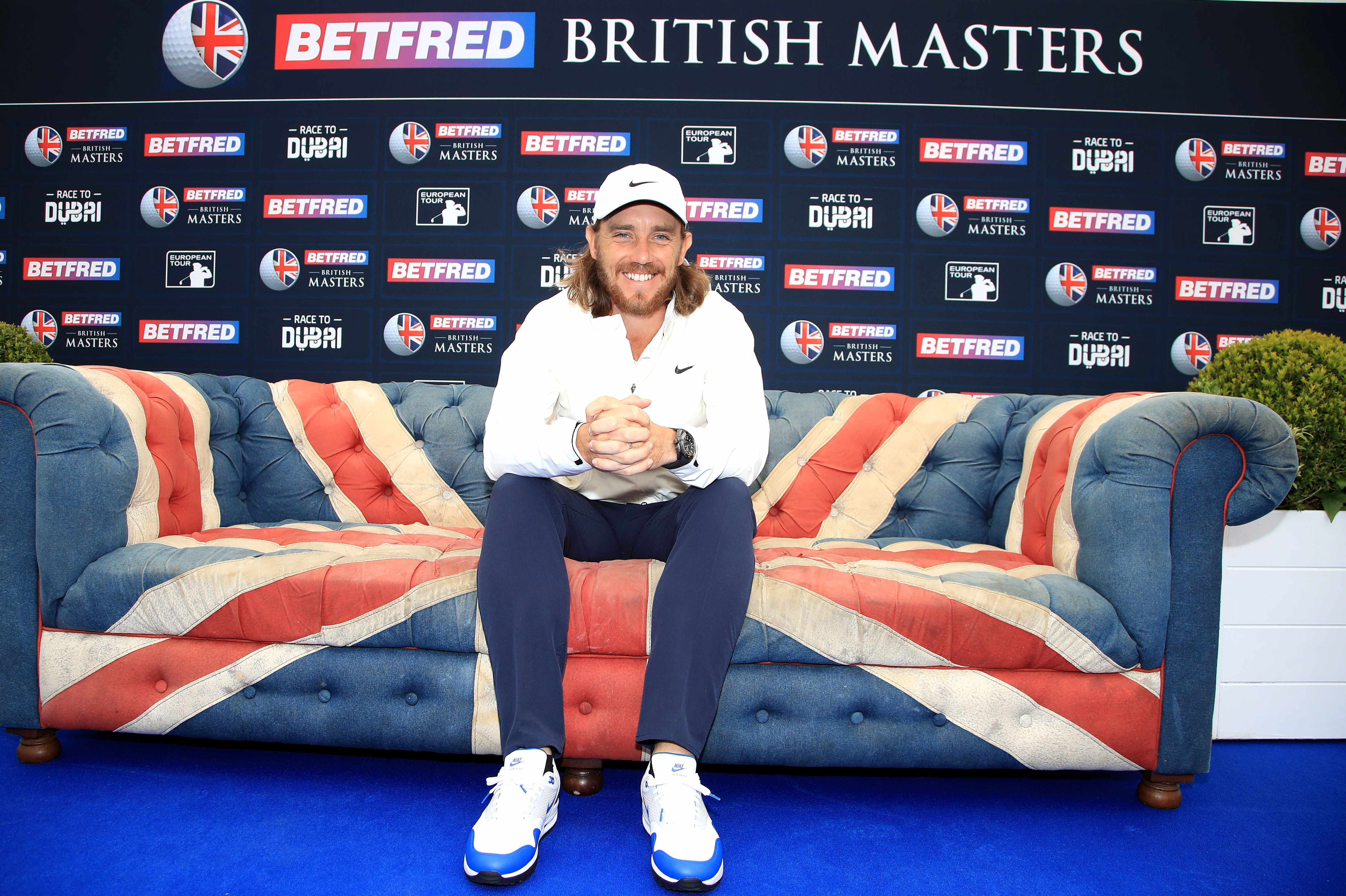 Tommy Fleetwood British Masters