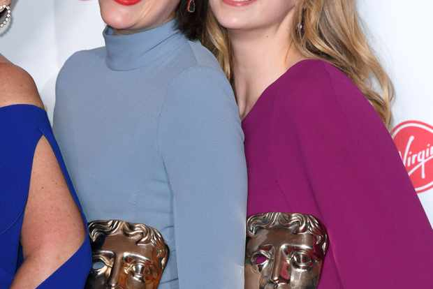 Phoebe Waller Bridge Jodie Comer Bafta TV (Getty)