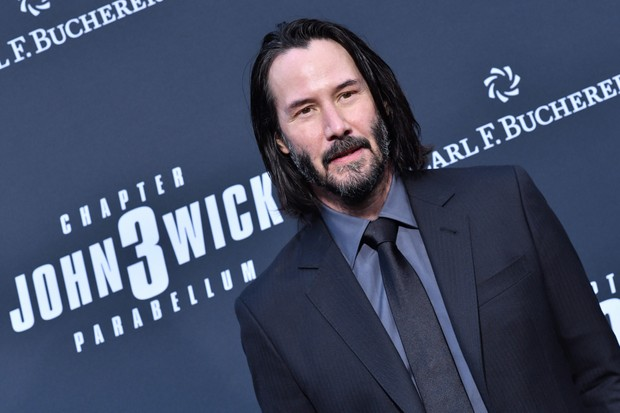 Keanu Reeves, John Wick 3 (Getty)