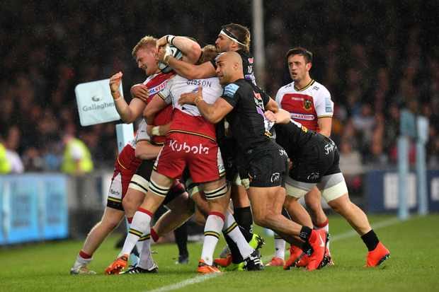 Exeter Chiefs Northampton Saints
