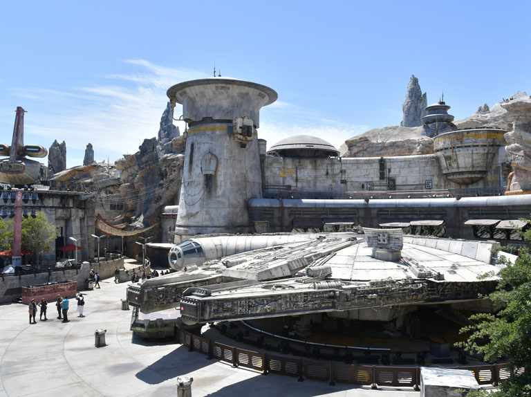 Everything you need to know about Disneyland's Star Wars Galaxy's Edge