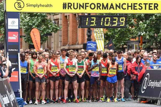 Great Manchester Run 2019