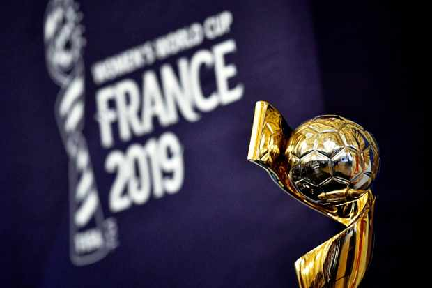 Women's World Cup 2019 trophy