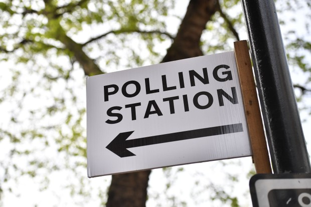 Polling station (Getty)