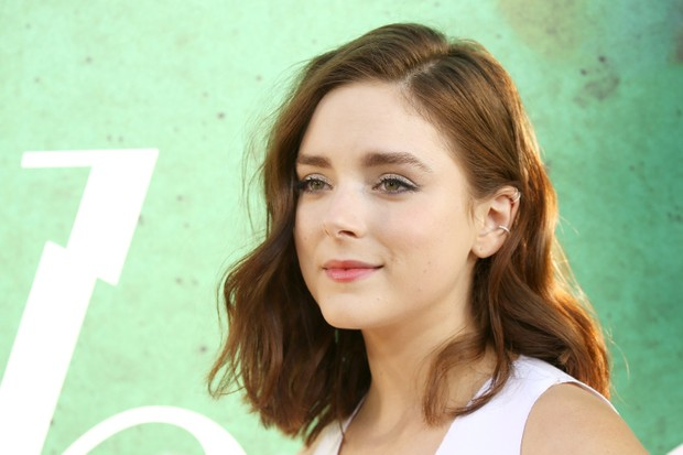 """HOLLYWOOD, CA - JUNE 26: Madison Davenport arrives to Los Angeles premiere of HBO limited series """"Sharp Objects"""" held at ArcLight Cinemas Cinerama Dome on June 26, 2018 in Hollywood, California. (Photo by Michael Tran/FilmMagic)"""