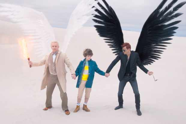The Good Omens finale takes a major detour from the novel – and