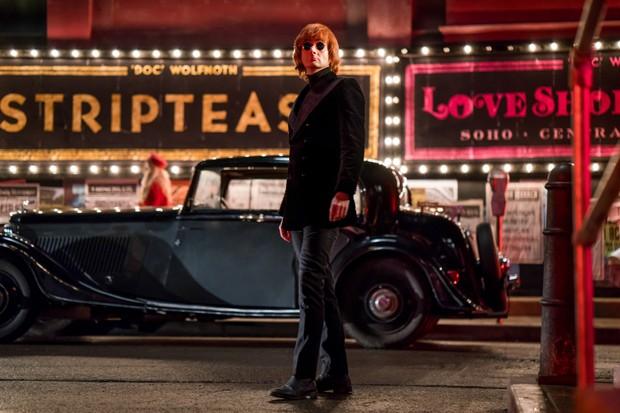David Tennant as Crowley in Good Omens (Amazon, BBC)