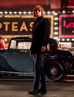 David Tennant as Crowley in Good Omens (Amazon)