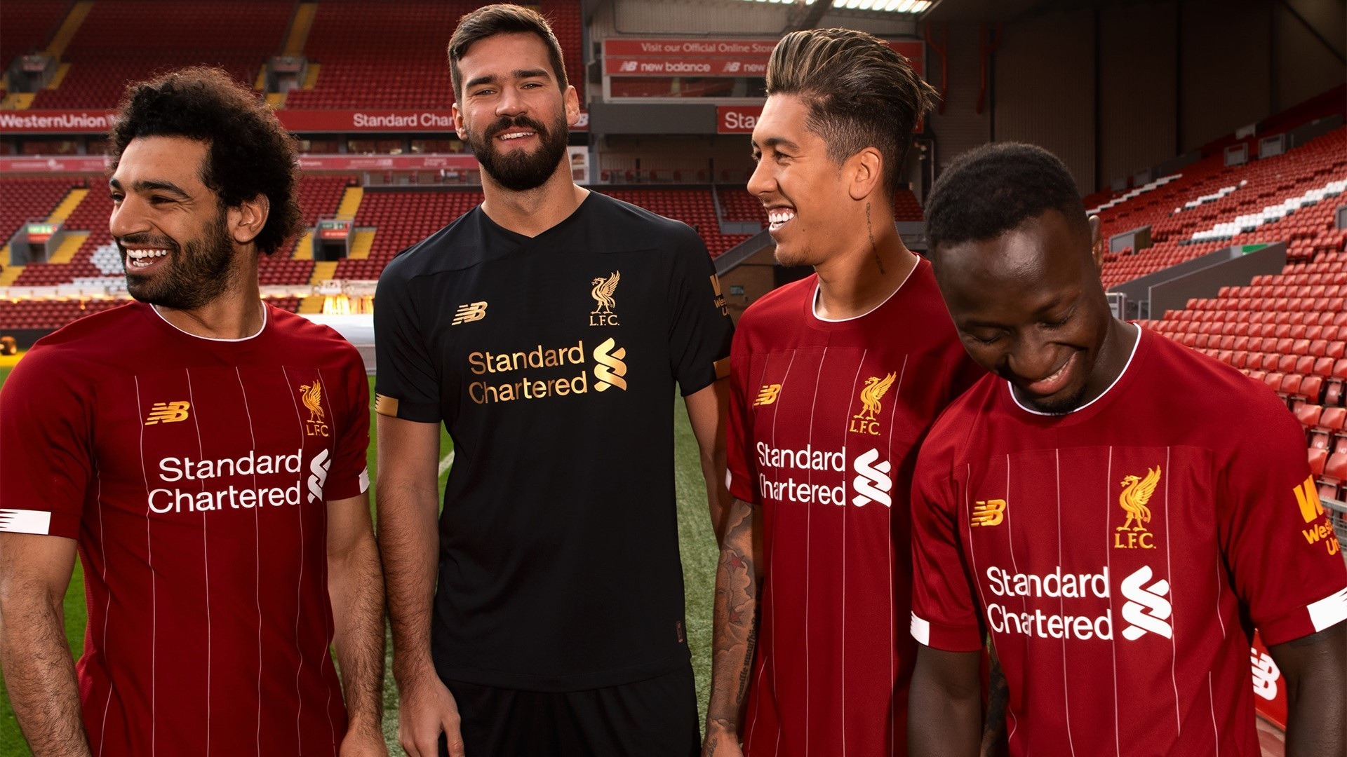 the latest f1299 924e5 Liverpool kit 2019/20 unveiled: What does the home shirt ...