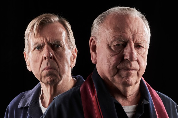 Who Stars In Itv S Hatton Garden Drama Timothy Spall And Kenneth