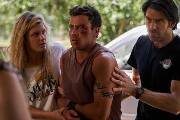 Home and Away, ZiggyMorgan, Dean Thompson, Ben Astoni