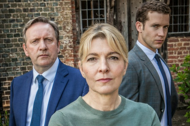 Jemma Redgrave plays Dr Juno Starling in Midsomer Murders