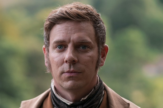 Joe Armstrong plays Samuel Washington in Gentleman Jack