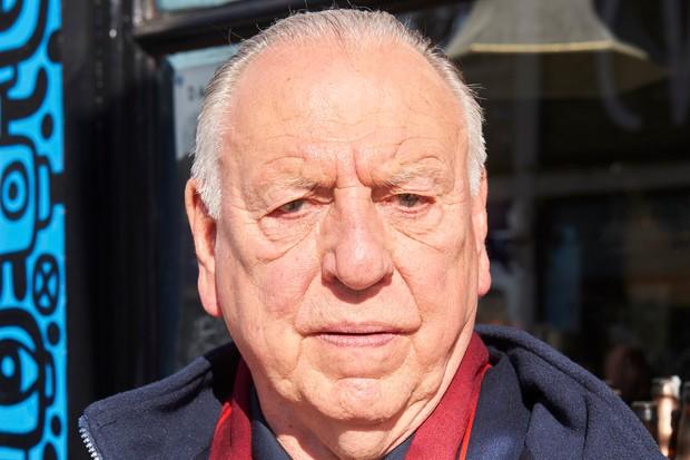 Kenneth Cranham plays Brian Reader in Hatton Garden