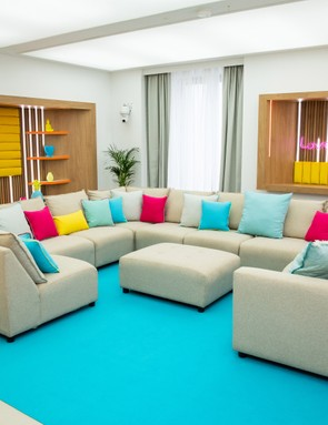 This image is strictly embargoed until 22.30 Thursday 30th May 2019  From ITV Studios  Love Island: SR5 on ITV2.  Pictured: The Villa.  This photograph is (C) ITV Plc and can only be reproduced for editorial purposes directly in connection with the programme or event mentioned above, or ITV plc. Once made available by ITV plc Picture Desk, this photograph can be reproduced once only up until the transmission [TX] date and no reproduction fee will be charged. Any subsequent usage may incur a fee. This photograph must not be manipulated [excluding basic cropping] in a manner which alters the visual appearance of the person photographed deemed detrimental or inappropriate by ITV plc Picture Desk.  This photograph must not be syndicated to any other company, publication or website, or permanently archived, without the express written permission of ITV Picture Desk. Full Terms and conditions are available on the website www.itv.com/presscentre/itvpictures/terms  For further information please contact: james.hilder@itv.com / 0207 157 3052