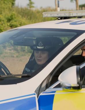 Andrew Scott's pursuers in the new season of Black Mirror (Netflix)