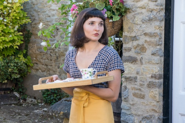 Ruby Bentall plays Stella Starling in Midsomer Murders