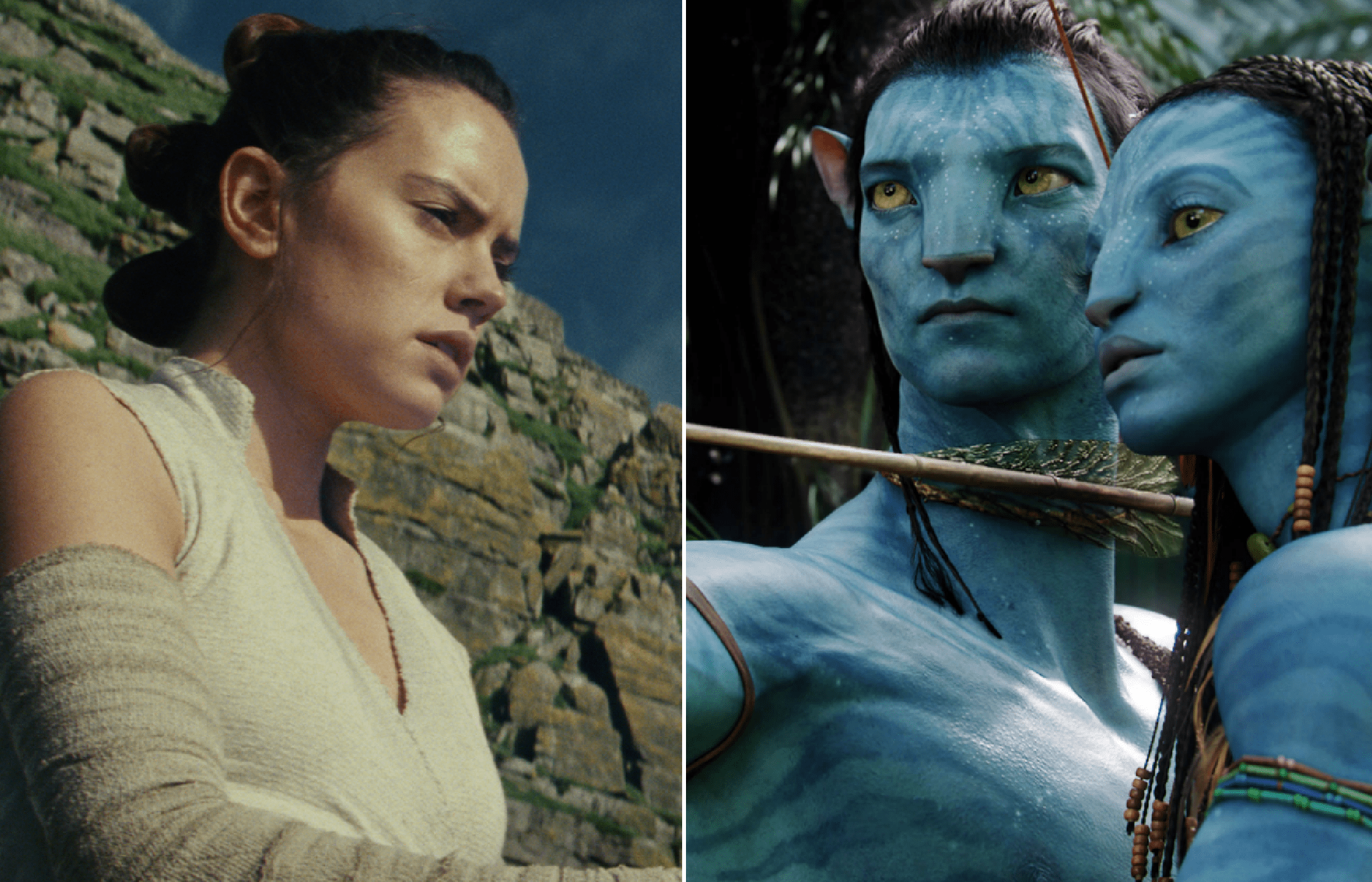 Star wars and avatar