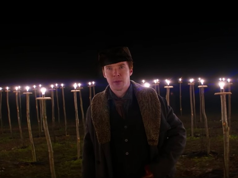 Benedict Cumberbatch's The Current War finally gets a release date and new trailer
