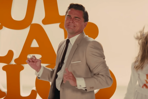 Once Upon a Time in Hollywood (trailer screenshot)