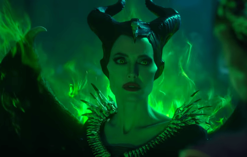 Maleficent trailer (screenshot)