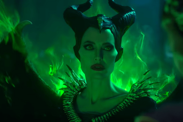 Maleficent Sequel Trailer Angelina Jolie Is Back To Her