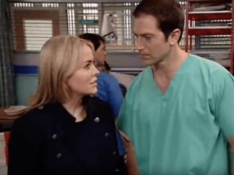 Who are Faye Morton and Joseph Byrne in Holby City? When are they back?