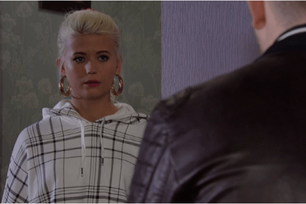 EastEnders, Lola Pearce, Ben Mitchell