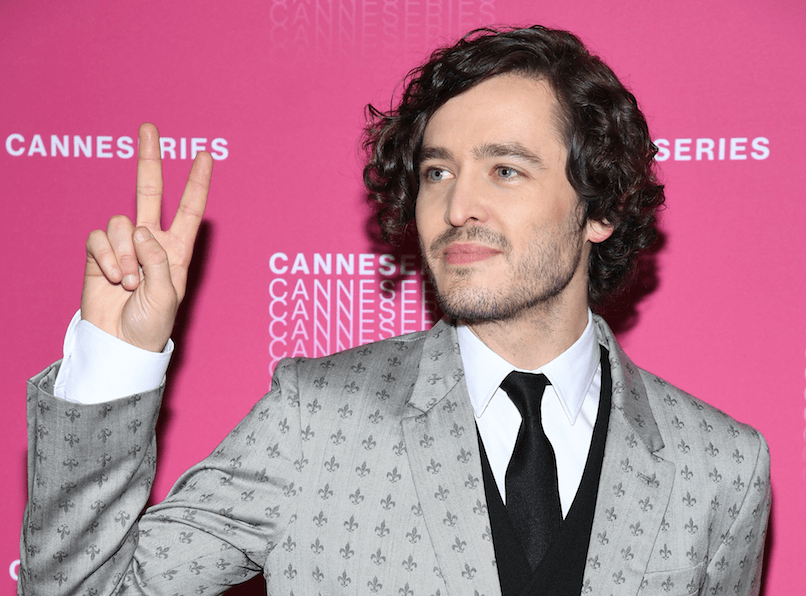Alexander Vlahos (Getty)
