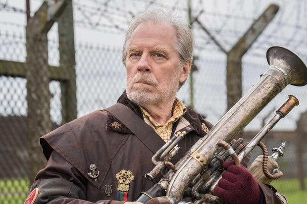 Michael McKean as Sergeant Shadwell in Good Omens