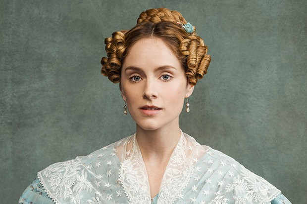 Sophie Rundle plays Ann Walker in Gentleman Jack