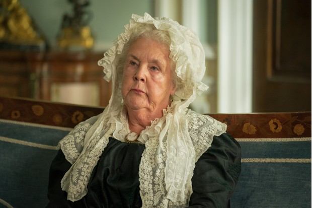 Stephanie Cole plays Caroline Walker in Gentleman Jack