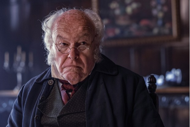 Timothy West plays Jeremy Lister in Gentleman Jack