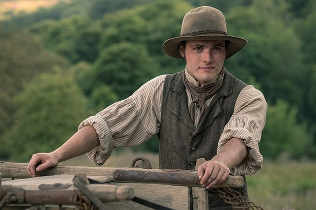 Tom Lewis plays Thomas Sowden in Gentleman Jack