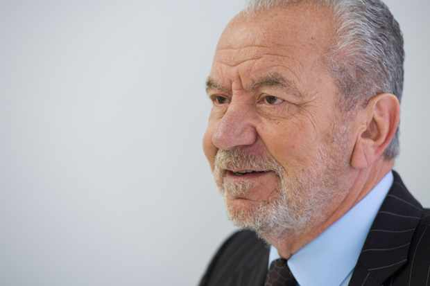 Alan Sugar (Getty Images)