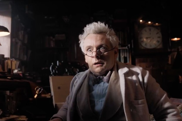 How is Amazon's Good Omens TV show different from the book? Why is