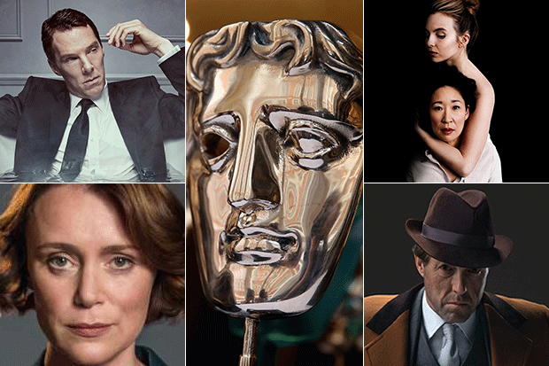 Bafta TV Awards, BBC Pictures and SEAC