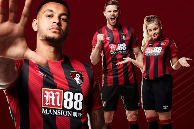 Bournemouth home kit