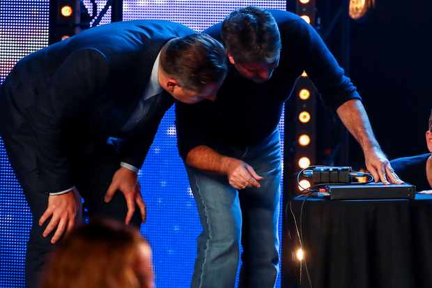 BGT power failure (©Syco/Thames/ITV)